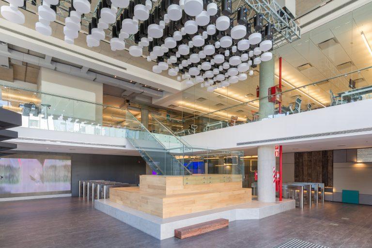 CLARIN -  Edificio Accenture
