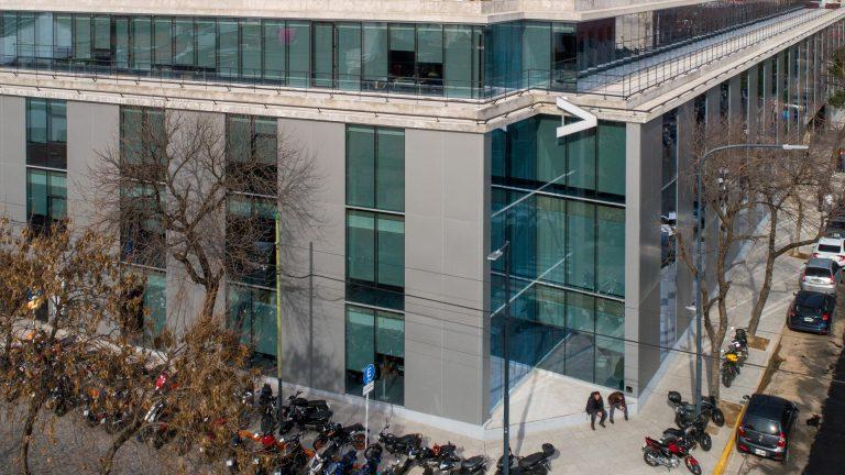 CLARIN ARQ - Edificio Accenture